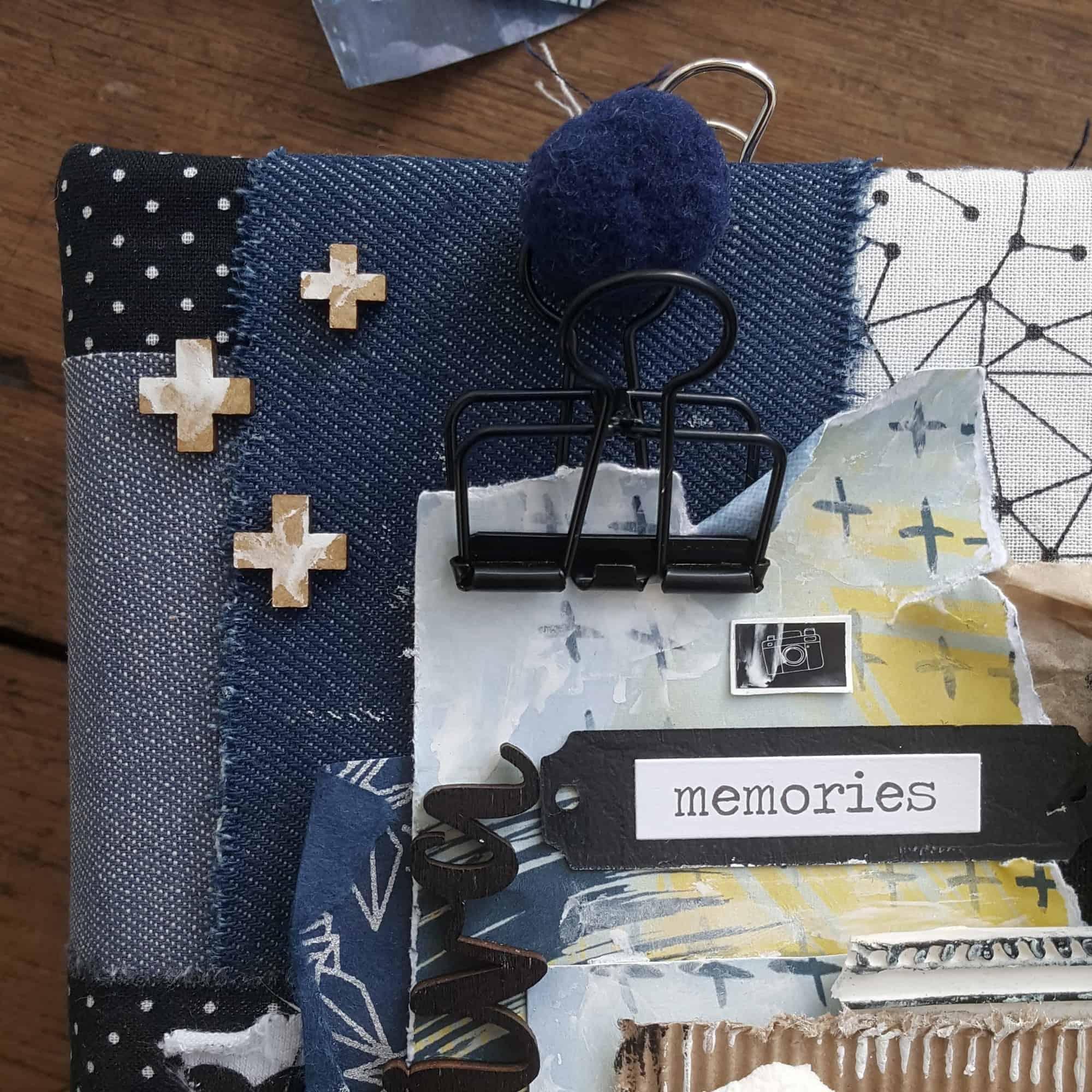 Blog álbum Mireia inspiración Boro
