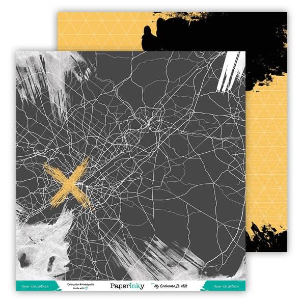 Paperinky Scrapbook Metrópolis L 01 - 4 [595x595a72]