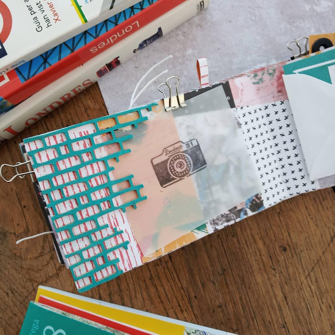 Álbum Londres Mireia Metrópolis