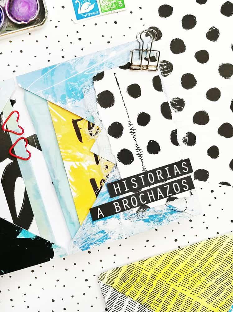 Artefacto Digital Ideas con sobres - detalle dos sobres como flipbook