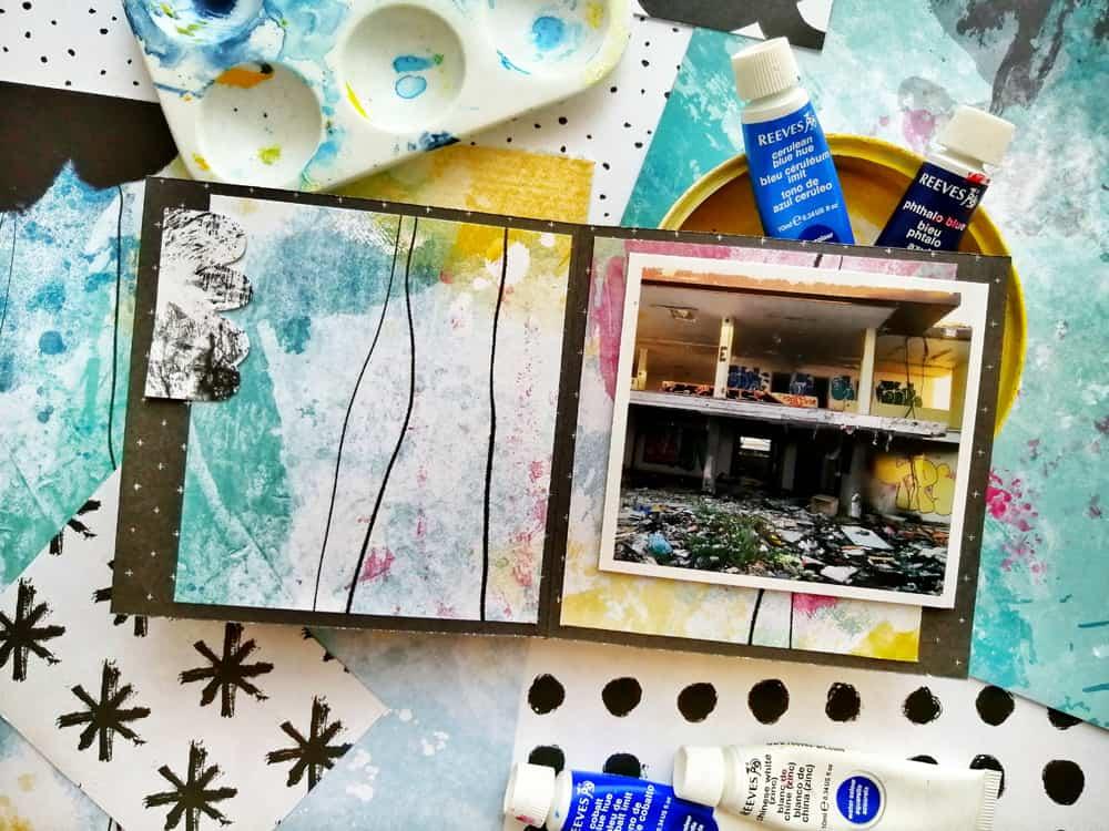 Artefacto interior Album Acordeon La Leche