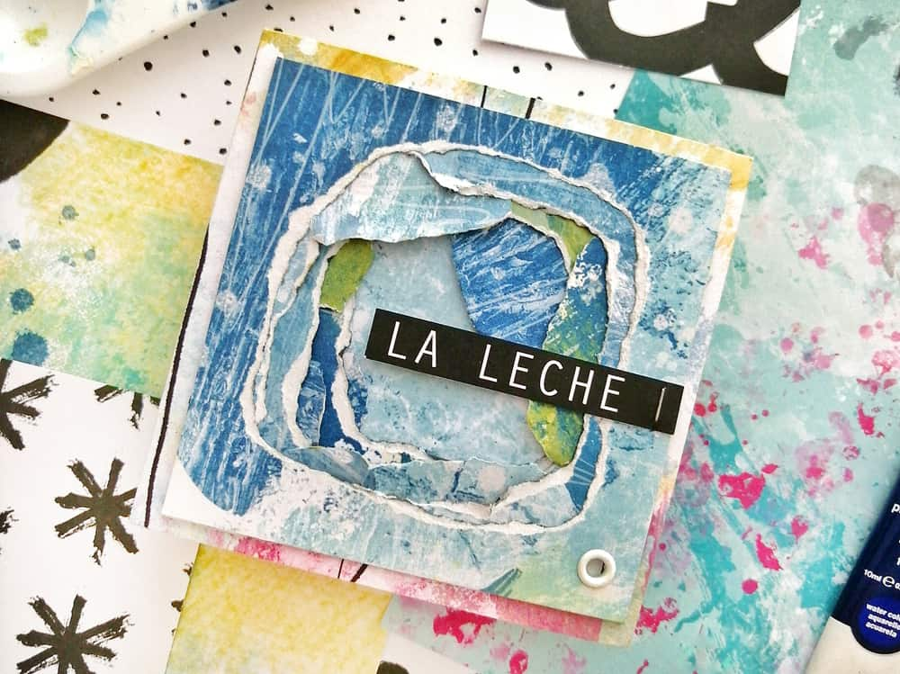 Artefacto portada Album Acordeon La Leche